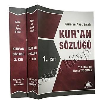 Sure ve Ayet Sırasıyla Kuran Sözlüğü, 2 Cilt