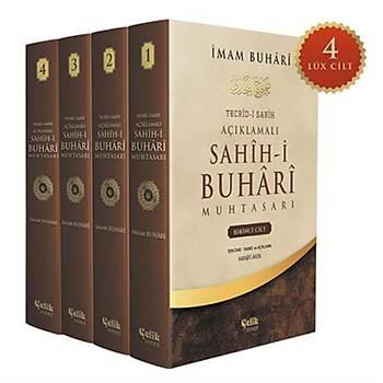 Açıklamalı Sahih-i Buhari Muhtasarı Tecridi Sarih, 4 Cilt