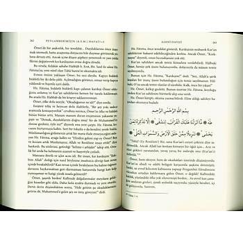 Kainatın Efendisi Peygamberimizin Hayatı, 2 Cilt Takım