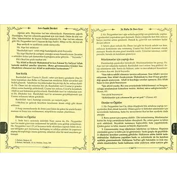 Hanýmlar için Asrý saadet Dersleri 1
