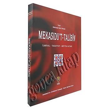 Mekasıdut Talibin, İlmihal Tasavvuf Meviza Kitabı