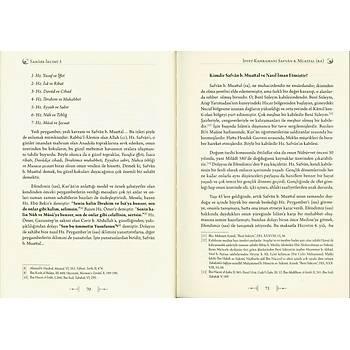Sahabe İklimi 3 ve 4 Cilt. En Güzel Örneğin En Güzel Örnekleri