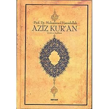 Aziz Kuran Çeviri ve Açýklama, Ciltli