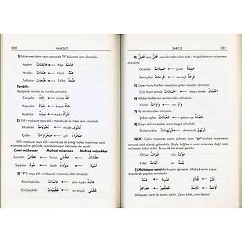 Arapça Dilbilgisi Sarf