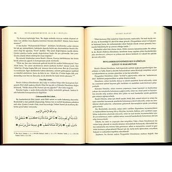 Peygamberimizin Hayatý 2 Cilt Birarada, Ciltli