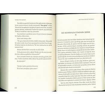 Adabý Muaþeret, Edeb ve Ahlak Prensipleri