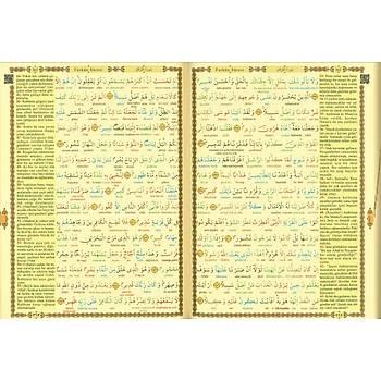 Kuranı Kerim ve Satır Arası Kelime Meali, Rahle