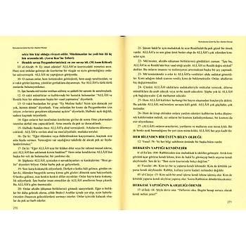 Konularına Göre Kuranı Kerim Fihristi