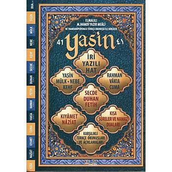 Rahle, Türkçe Mealli Okunuþlu 41 Yasin