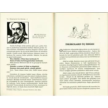 Öðretmenin Not Defteri, 3 Kitap