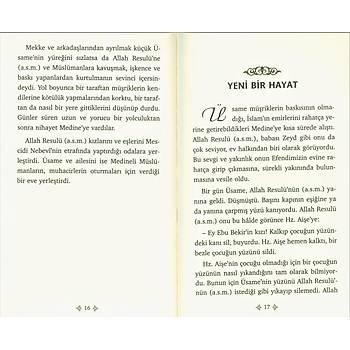 Peygamberimizin Çocuk Dostları Seti, 5 Kitap