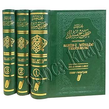 Muhtasar Sahihi Müslim Tercümesi, 3 Cilt Set