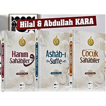 Hilal - Abdullah Kara Sahabe Kitap Seti