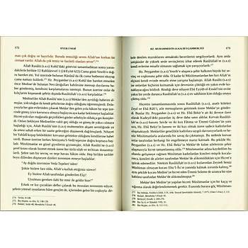 Siyeri Nebi Hz. Peygamberin (s.a.s) Hayatý, Ciltli