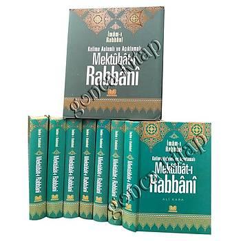 Kelime Manalı Mektubatı Rabbani Tercümesi