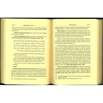 El Beðavi Tefsiri, 8 cilt