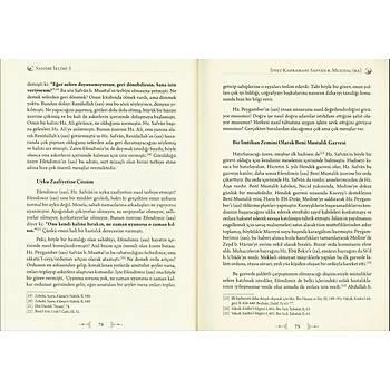 Sahabe Ýklimi 3 ve 4 Cilt. En Güzel Örneðin En Güzel Örnekleri
