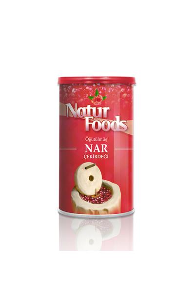 Natur Foods Öðütülmüþ Nar Çekirdeði 200 G