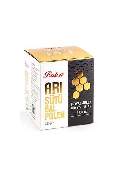 ARI SÜTÜ BAL POLEN 12000 mg / BALEN