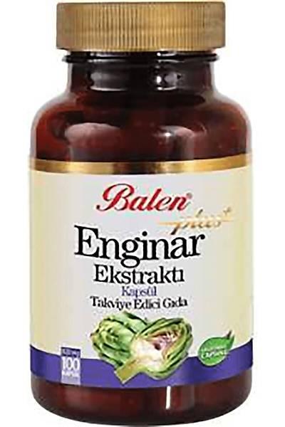 ENGÝNAR PLUS ( Enginar extrakt- Kara hindiba extrakt- Deve dikeni extrakt- Zerdaçal extrakt )