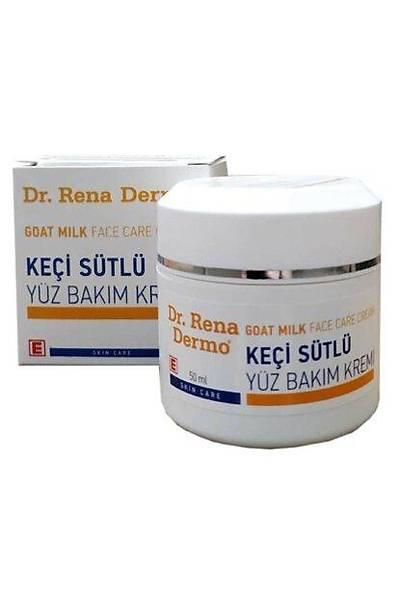 Keçi Sütlü Cilt Bakým Kremi