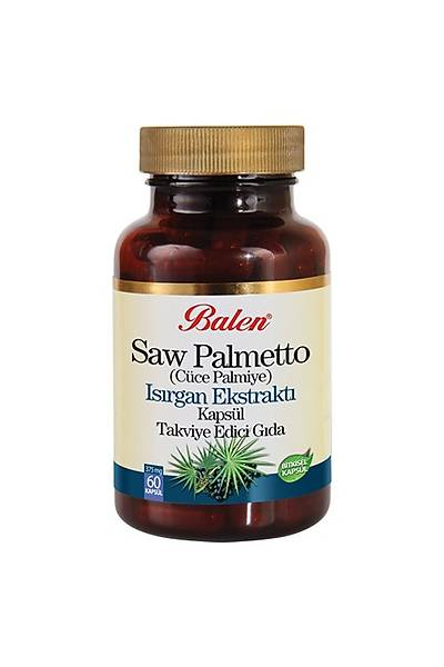 Saw Palmetto - Cüce Palmiye / BALEN