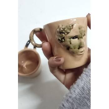 GizTasarým Seramik Kupa