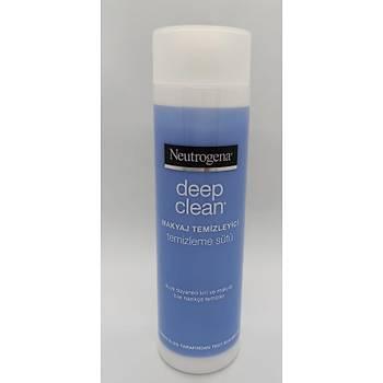 Neutrogena Makyaj Temizleme Sütü - Deep Clean 200 ml