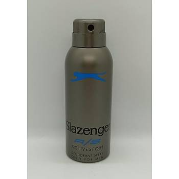 Slazenger  A/S Yeþil Erkek Deodorant 150 ML