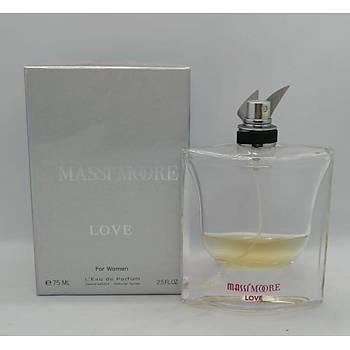 Massi Moore Love Kadýn Parfüm 75 ML