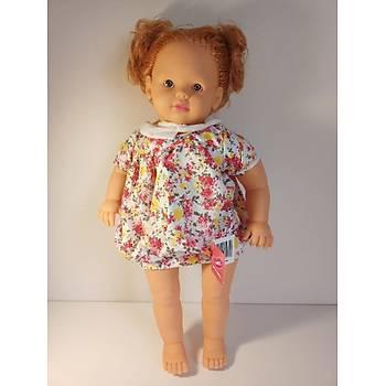 Elbiseli Gerçekçi 50 Cm Et Bebek