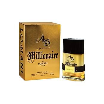 AB Spirit Millionaire By Lomani Paris Erkek Parfüm