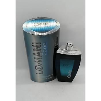 Lomaný Code Erkek Parfüm 100 Ml