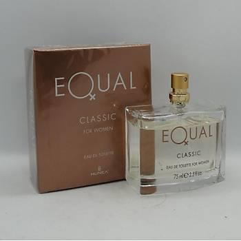 Equal Classýc Kadýn Parfüm 75 Ml
