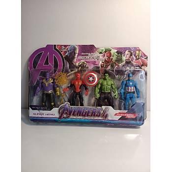 Avengers 4 Karakterler