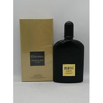 Massi Moore  Vantablack  Erkek Parfum 100 Ml