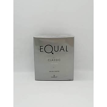 Equal Classýc Erkek Parfüm 75 Ml
