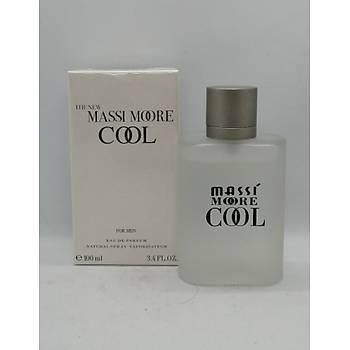 Massi Moore Erkek Parfum  Cool 100 Ml