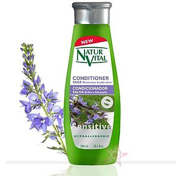 NaturVital Sensitive Hair Conditioner