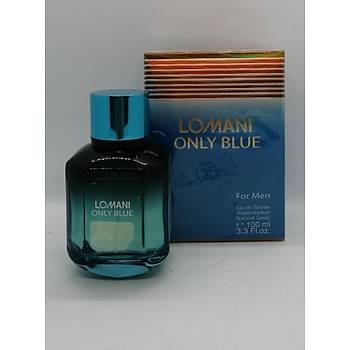 Lomaný Only Blue Erkek Parfüm 100 Ml