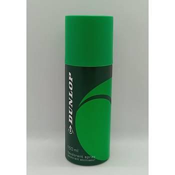 Dunlop Yeþil Erkek Deodorant 150 ML