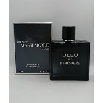 Massi Moore Erkek Parfum Blue 100 Ml