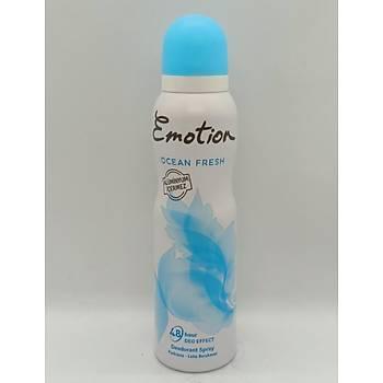 Emotýon Ocean Fresh Kadýn Deodorant 150 Ml