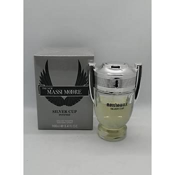Massi Moore Erkek Parfum Silver Cup 100 Ml