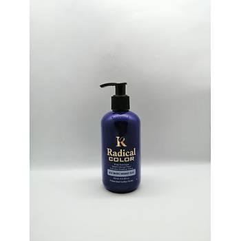 Radical Color Su Bazlý Saç Boyasý (Gece Mavisi) 250 Ml