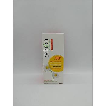 Schon 50+ Güneþ Koruyucu Krem (Dry To Normal Skin)