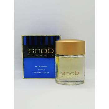 Snob Classýc Erkek Parfüm 100 Ml