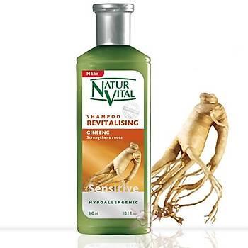 NaturVital Revitalising Ginseng Þampuan