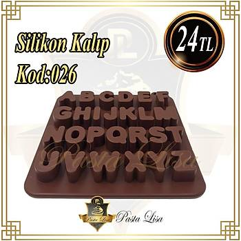 Silikon Çikolata Kalýp