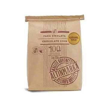Altýnmarka Gold/Karamel Pul Çikolata 5kg